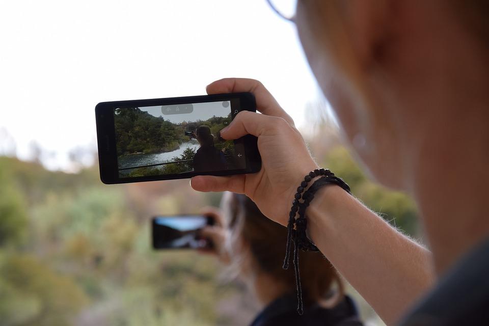 写真, 携帯電話, クロアチア, 写真撮影, カメラ, スマートフォン