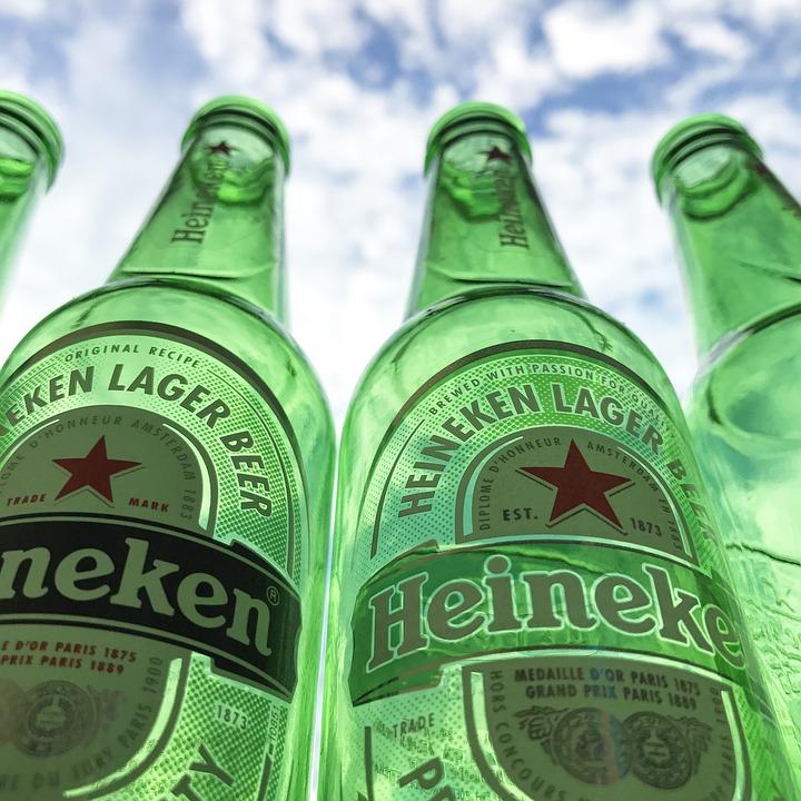 Oso, Botella De Oso, Heineken