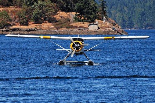 Warum dieser Blog? - Wasserflugzeug, Kanada, Insel, Pazifik