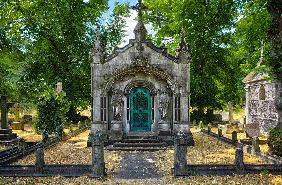 Cemetery Grave Mausoleum - Free photo on Pixabay