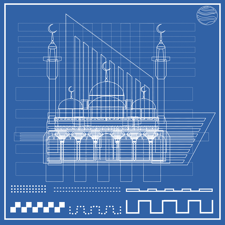 Graphic blue print blueprint free vector graphic on pixabay graphic blue print blueprint building design scale malvernweather Images