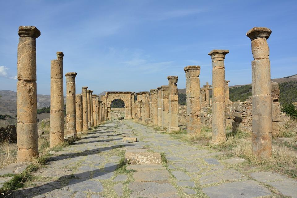 サイト 考古学 を代表するものでsetif pixabayの無料写真