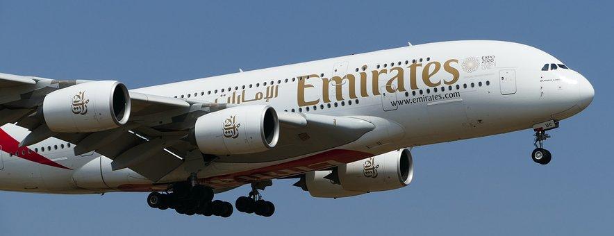 空港, チューリッヒ, クローテン, A380, エミレーツ航空