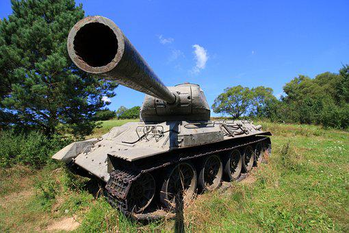 Tank, Main Battle Tank, The War