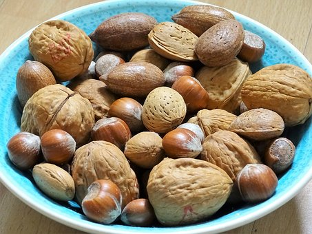 Bowl, Nut, Nuts, Food, Eat, Walnuts