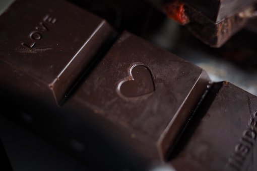 Chocolate, Love, Heart, Dessert, Sweet,124 Free images of Chocolate Day Related Images: Chocolate Love Heart  Valentine's Day  Candy  Hot Chocolate  Romantic  Romance  Valentine  Sweet