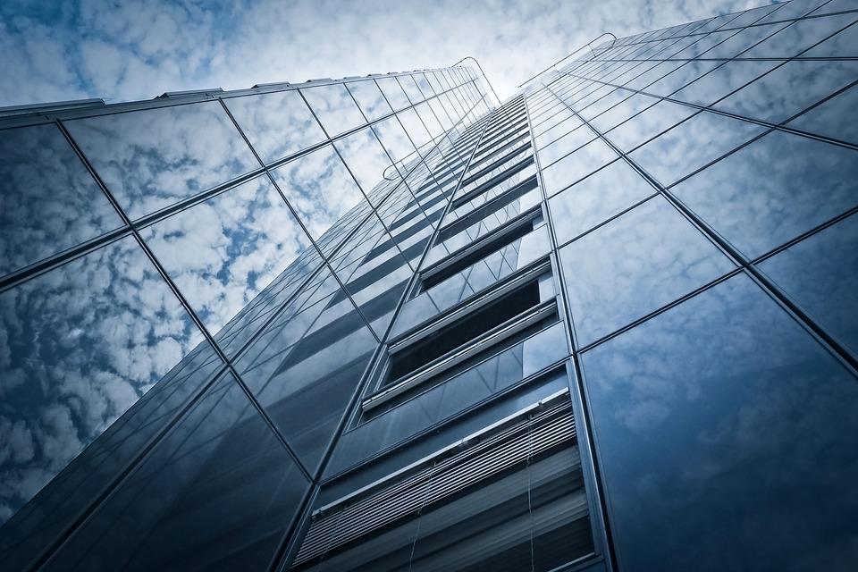 Arsitektur, Bangunan, Kota, Kaca, Modern, Futuristik
