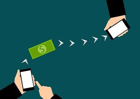 Transfert D'Argent, Le Mobile Banking