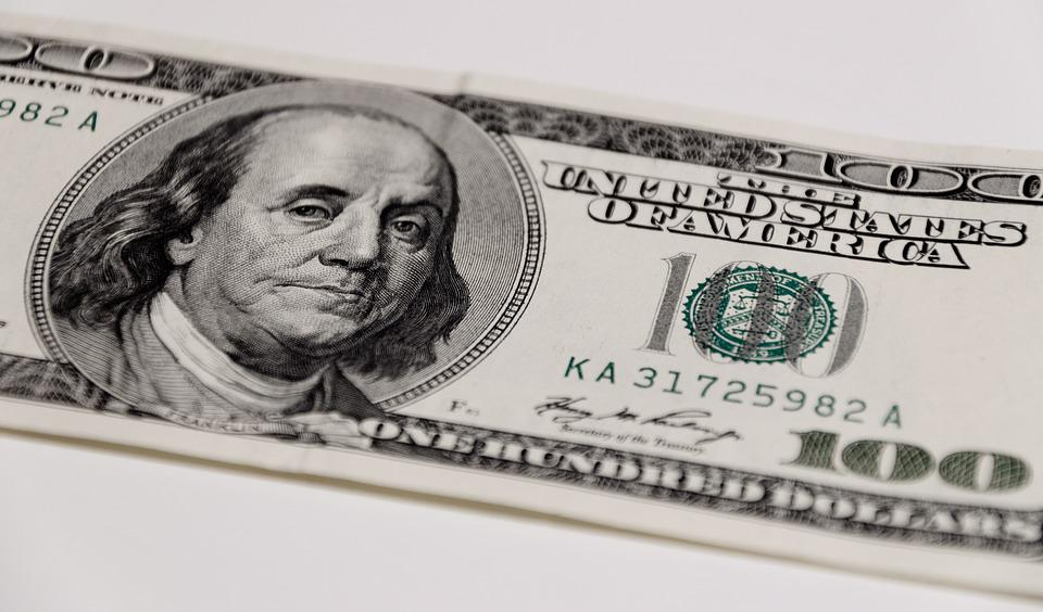 ベン ・ フランクリン, 通貨, Usd, お金, ドル, ファイナンス, 銀行, 現金, 紙幣, 金融, 富