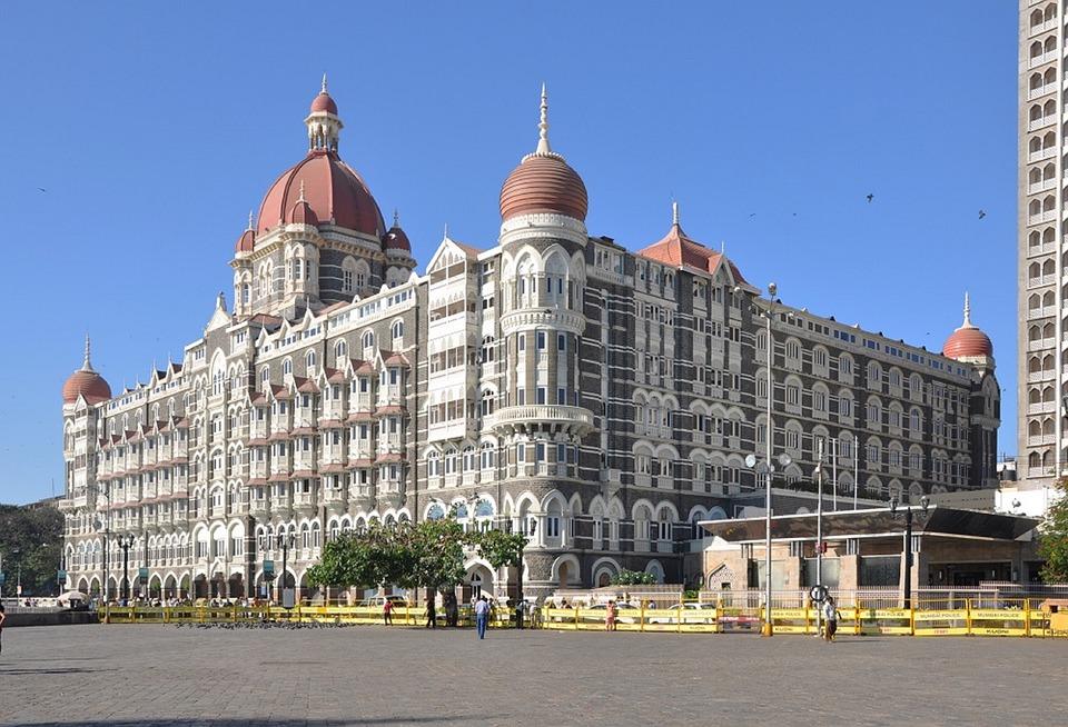 Taj Mahal Palace Hotel, 5 Star Hotel, Mumbai