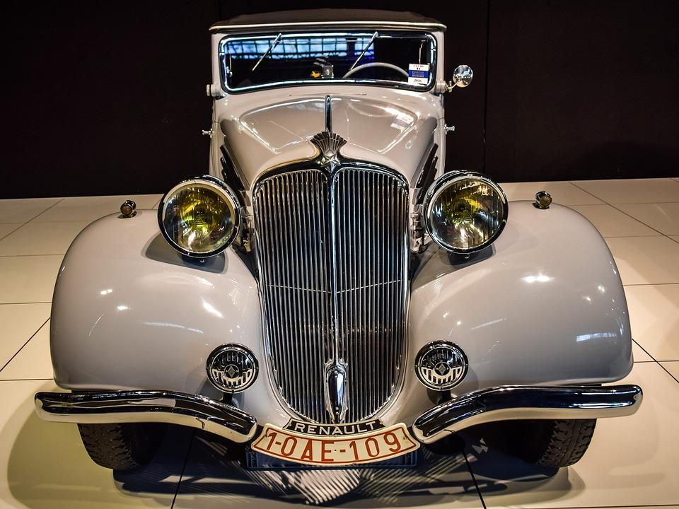 Altes Auto Klassiker Fahrzeug Kostenloses Foto Auf Pixabay