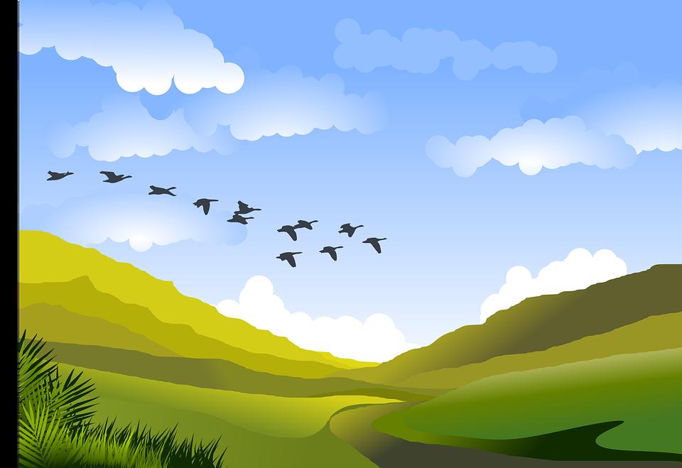 Tapeten Hintergrund Landschaft · Kostenloses Bild auf Pixabay