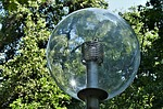 lantern, glass, lamp