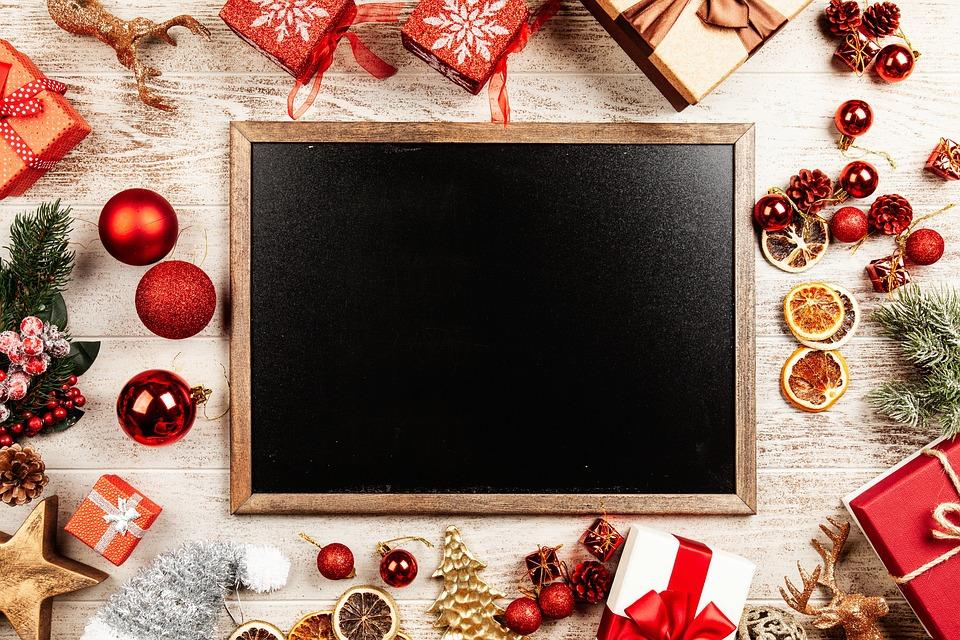 Cadeau Vak Kerst Aanwezig Gratis Foto Op Pixabay