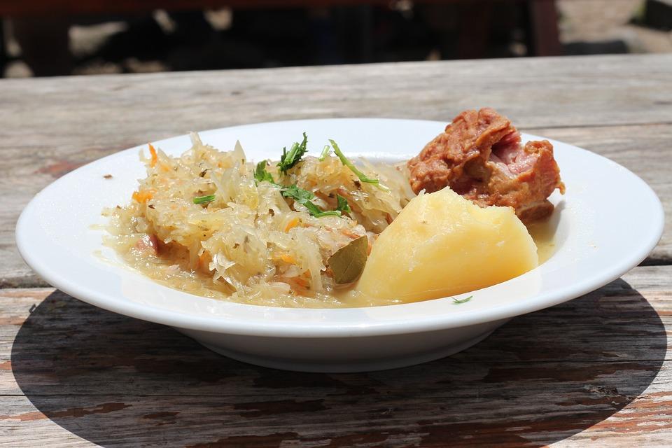 Kwaśnica, Tradičné Jedlá, Pochovaný, Poľských Potravín