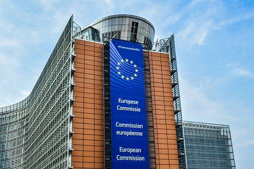 Belgium, Brussels, European Commission