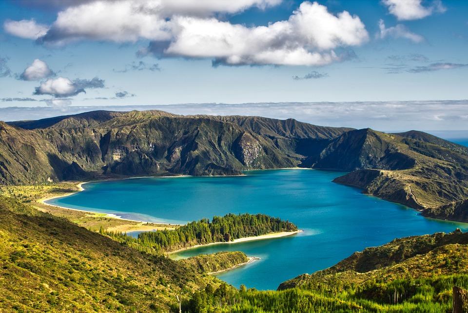 Landschaft Azoren