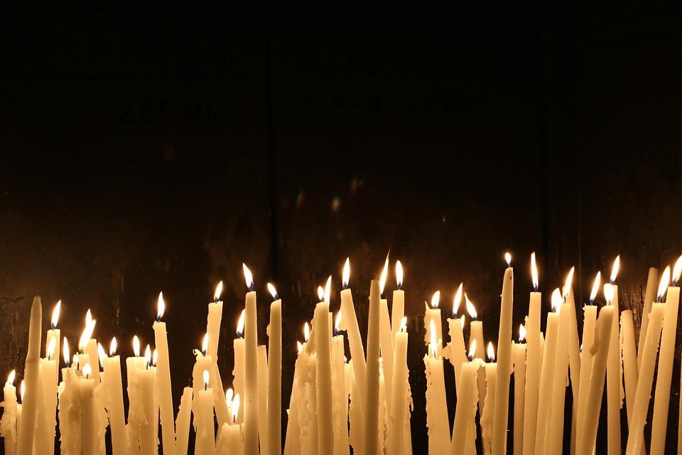 Candles Pray Prayer Candle - Free photo on Pixabay