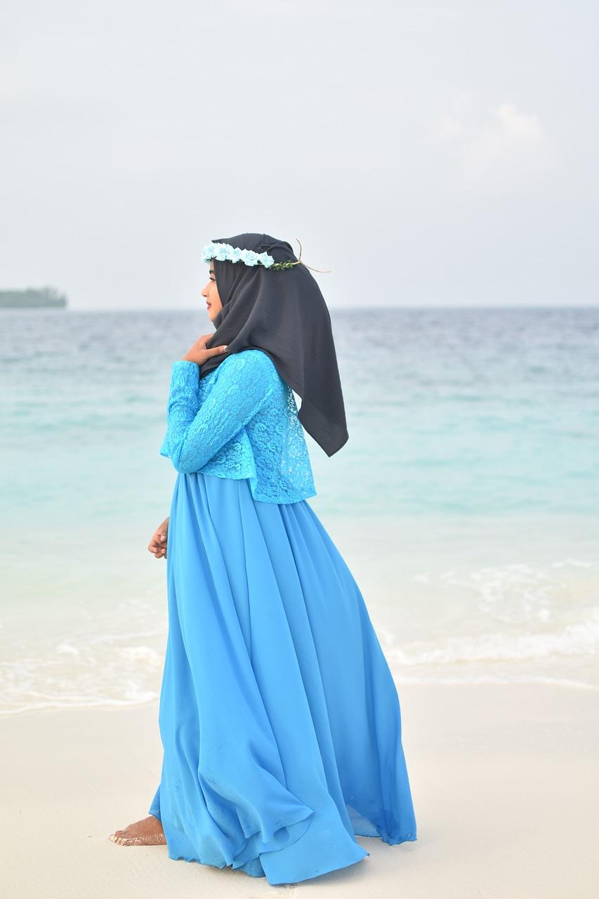 Исламски картинки на море