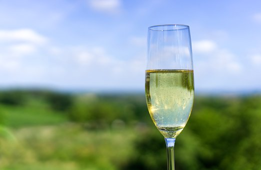 Champagne, Glass, Alcohol, Benefit From