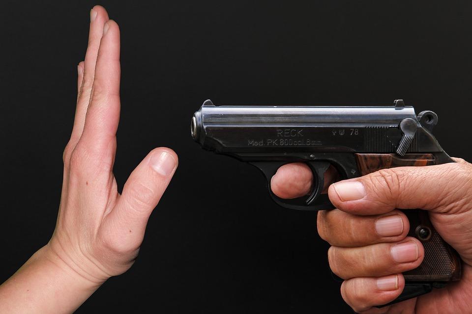 Silah Kontrol Güvenlik Arka Pixabayde ücretsiz Fotoğraf