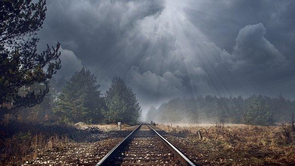 """ΣιδηÏοδÏομικών Î""""Ïαμμών, ΖοφεÏή, Track"""