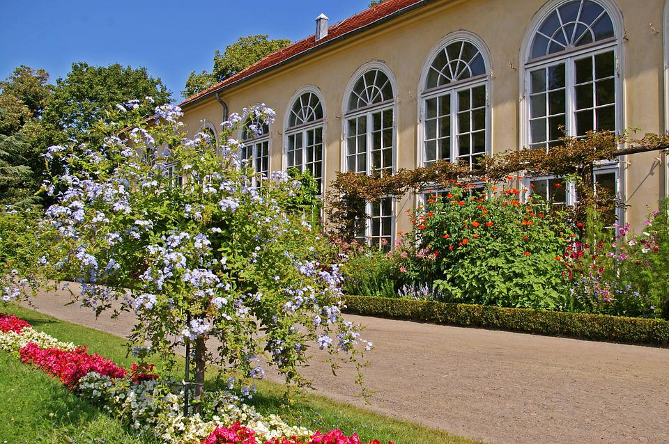 In The New Garden Potsdam Orangery · Free photo on Pixabay