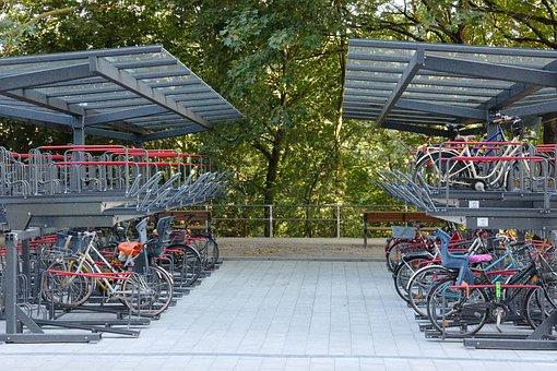 Bike Racks, Bike, Bicycles