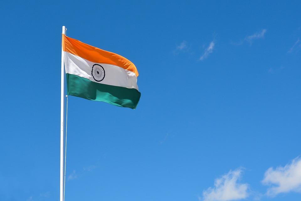 Indian Flag, Tricolor, India, Flag, Nation, Tricolour