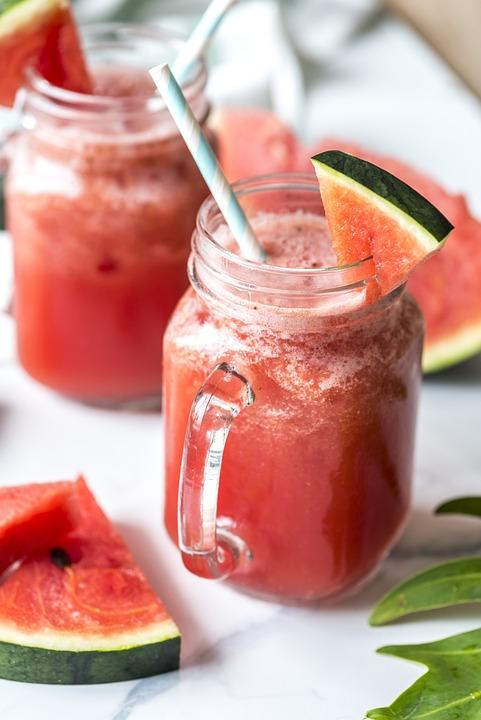 Drinking, Frappe, Fresh, Fruit, Healthy, Juice