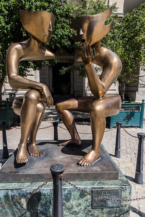 Mein Bild der Woche - Kuba, Havanna, Bronze, Statue, Etienne, Skulptur
