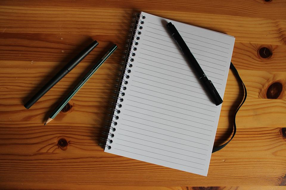 how to write a paper book