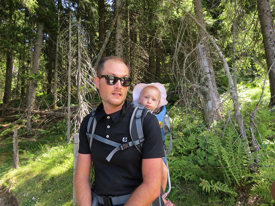 5 Reasons Every Parent Should Have a Tactical Baby Carrier