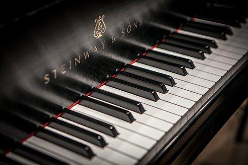 Piano, Steinway, Keyboard, Instrument