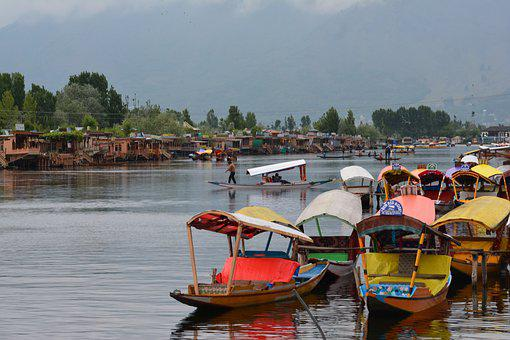Srinagar, India, Kashmir, Travel