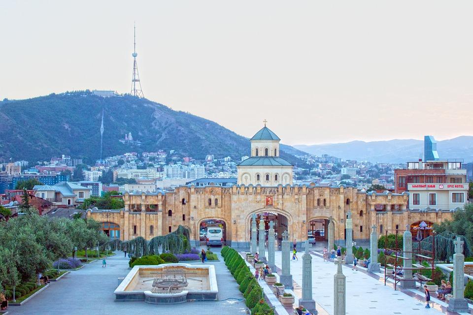 Instagrammable Spots In Tbilisi