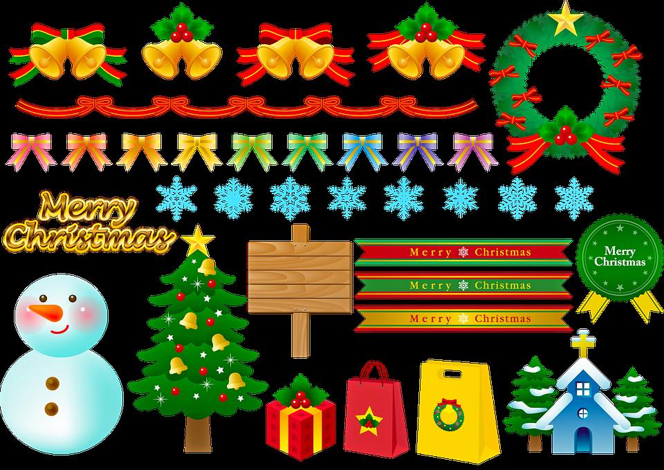 Weihnachten Schneemann Kranz · Kostenloses Bild auf Pixabay
