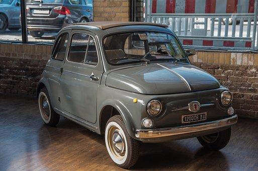 Fiat  Cinquecento Auto Vehicle