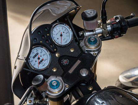 Motorcycle, Display Instruments
