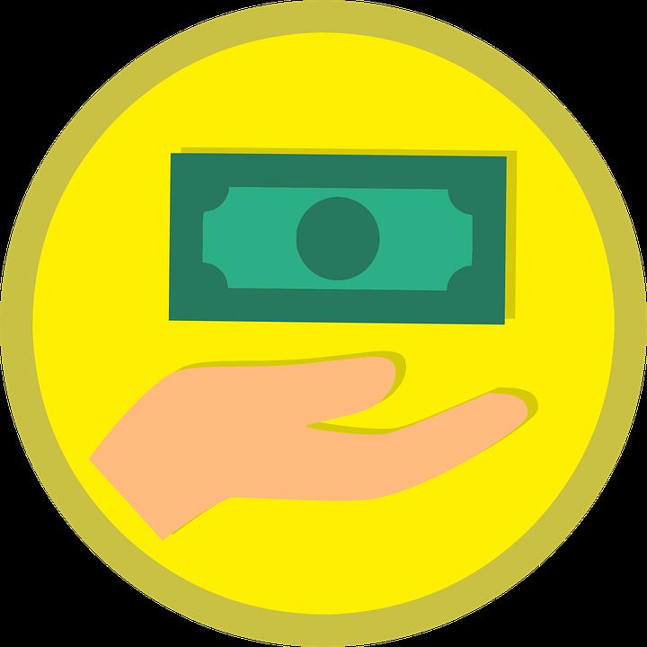 money icon dollar free vector graphic on pixabay