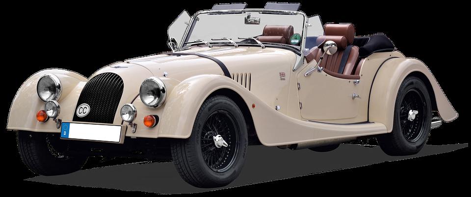 Morgan Roadster Auto Fahrzeug Kostenloses Foto Auf Pixabay
