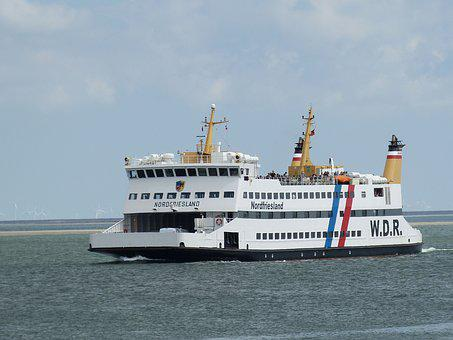 Föhr, Insel, Nordsee, Urlaub