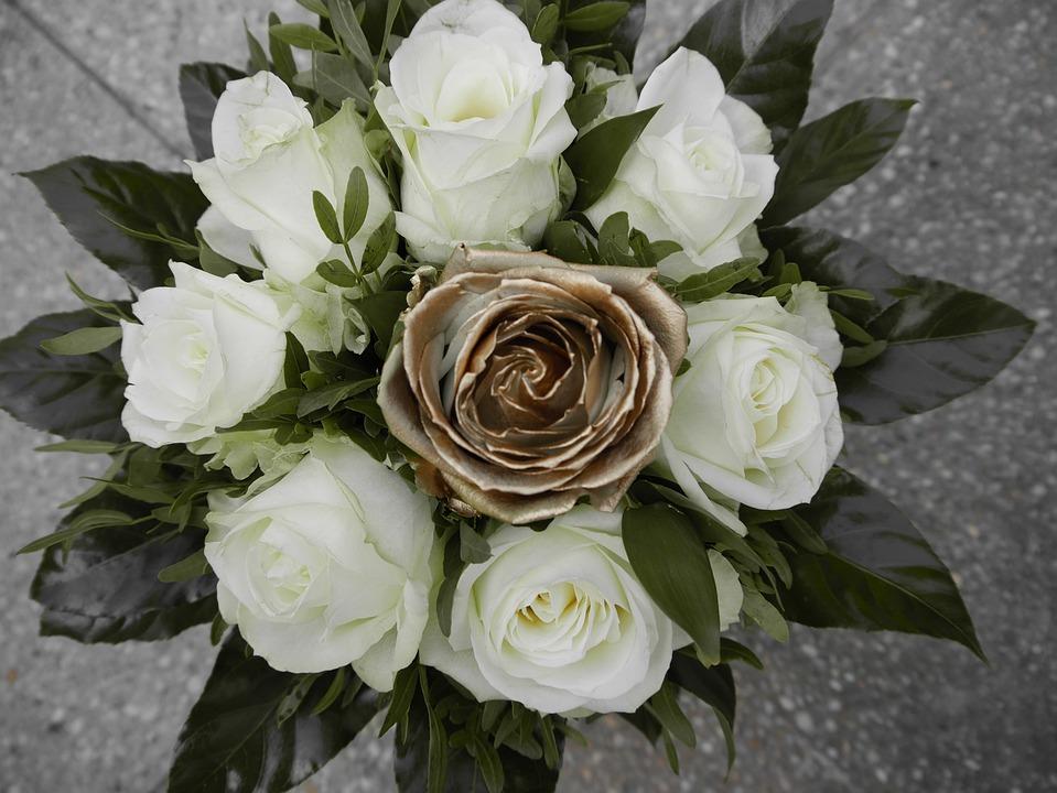 bröllop 50 år Bröllop Bukett Gyllene 50 · Gratis foto på Pixabay bröllop 50 år
