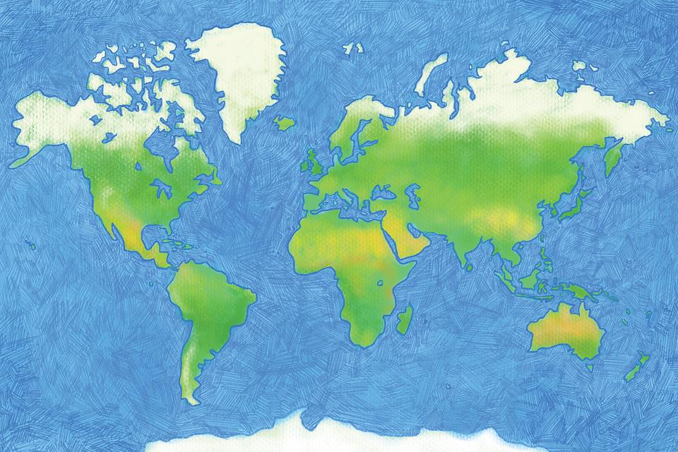 World map free image on pixabay world map world map globe geography travel gumiabroncs Choice Image