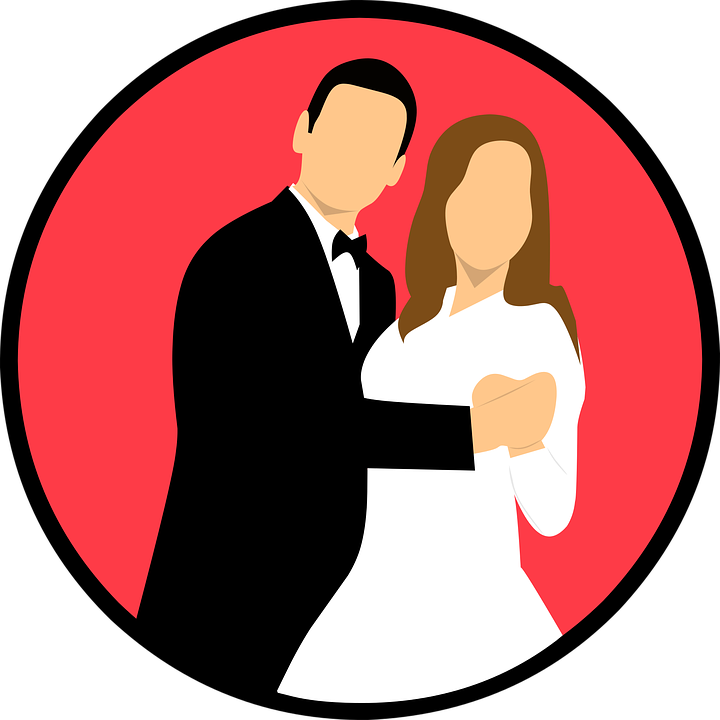 Wedding Married Icon Free Vector Graphic On Pixabay