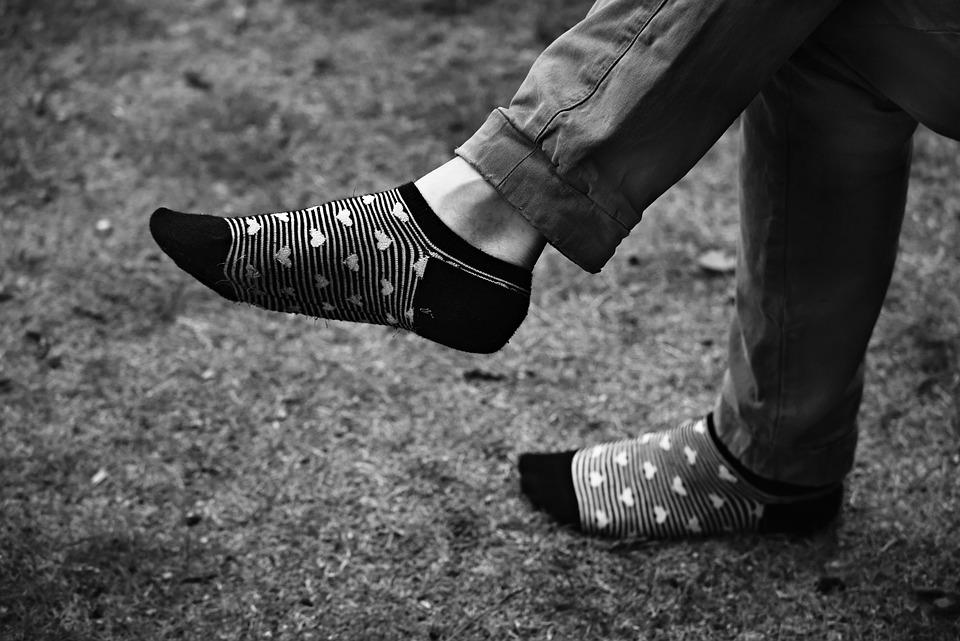 When to Wear No-Show Socks