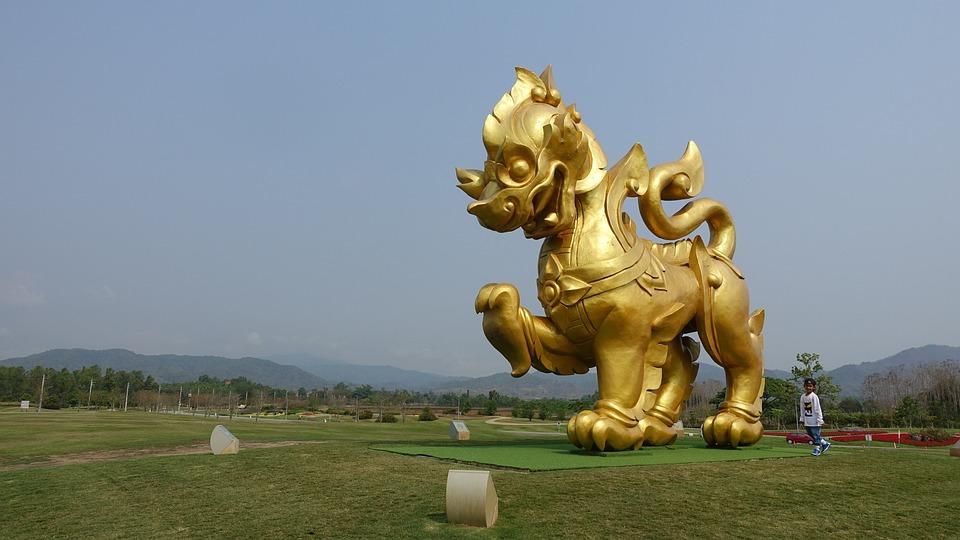 Singha Park, Boon Rawd Farm, Chiang Rai, Thailand