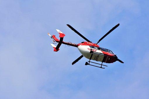 Hélicoptère, Hélicoptère De Sauvetage