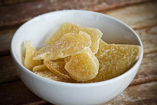 Dried Fruit, Ginger, Fruit, Nutrition