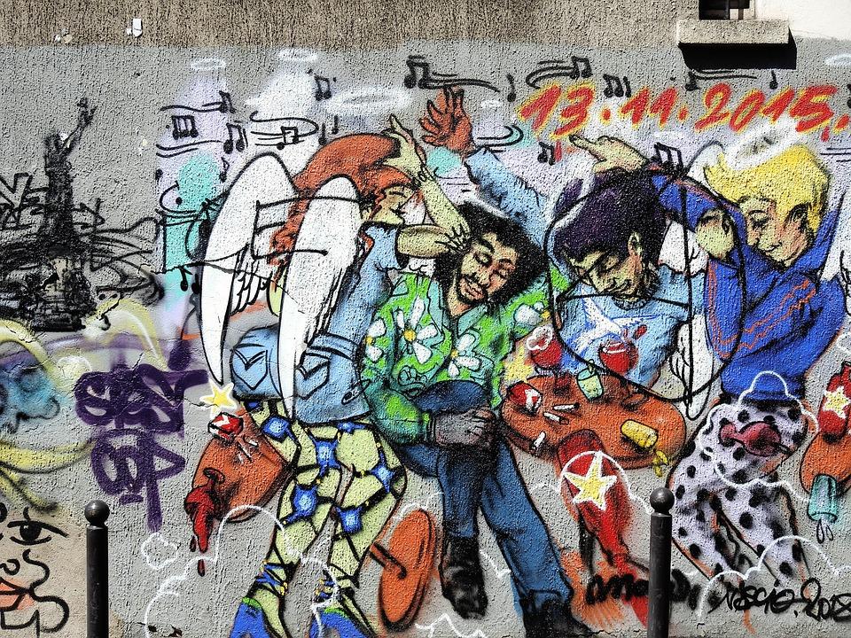 Sokak Sanatı Duvar Resimleri Pixabayde ücretsiz Fotoğraf